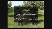 آهنگ دان ساز ویژه اعلام عروسی در ایل قره پاپاق نقده