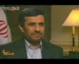 گفتگوی احمدی نژاد با شبکه PBS آمریکا