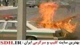 انفجار و کشته شدن مرد