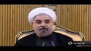 گفتگوی تلفنی اوباما با آقای دکتر حسن روحانی!