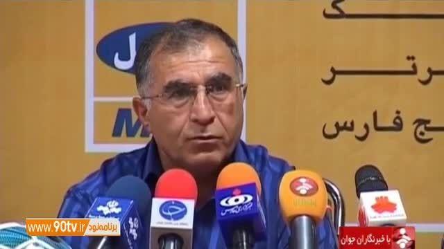 جنجال  بازیکنان سفارشی در فوتبال ایران