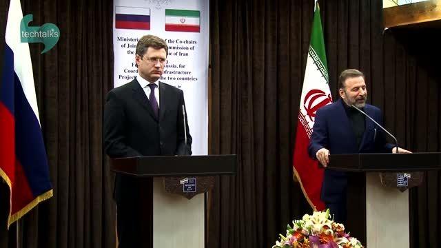 امضای تفاهم همکاری وزیر ارتباطات ایران