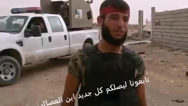 امیر و والی داعش در بیجی کشته شد......-عراق-سوریه