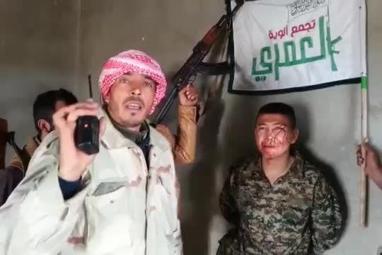 دستگیری نیروهای فاطمیون بدست جبهه النصره