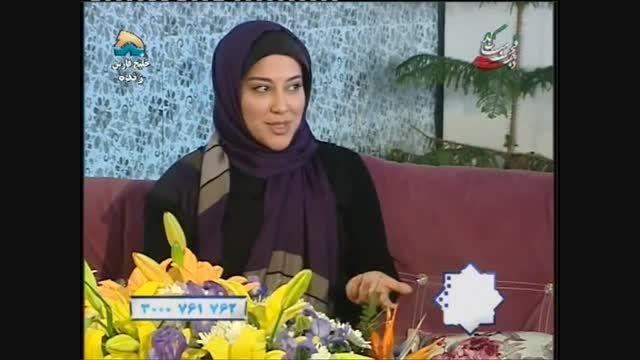 محسن افشانی میزبان آشا محرابی در صبح خلیج فارس(بخش آخر)