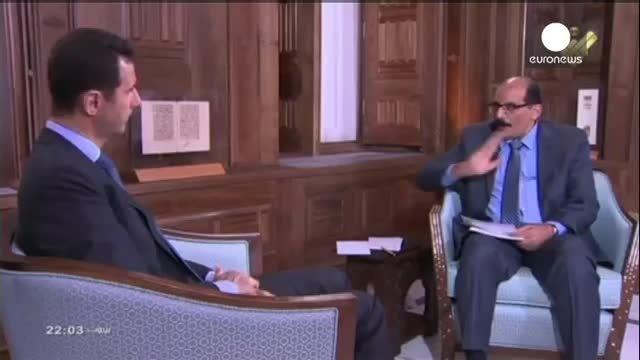 بشار اسد: ادامه مبارزه با گروههای تروریستی در کشور