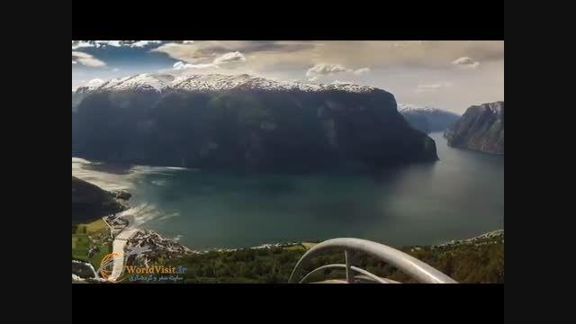 جاذبه های طبیعی کشور نروژ