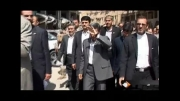 گزارشی از آخرین سفر خارجی دکتر احمدی نژاد