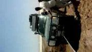 نجات گردشگران در باتلاق دریاچه نمک2