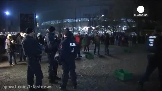 لغو دیدار تیم های فوتبال آلمان و هلند به دلیل امنیتی