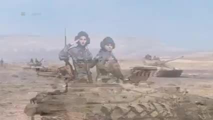 گردان زنان گارد ریاست جمهوری ارتش سوریه