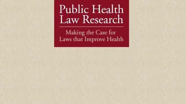 تحقیقات حقوق سلامت عمومی به چه معناست؟ (به انگلیسی)