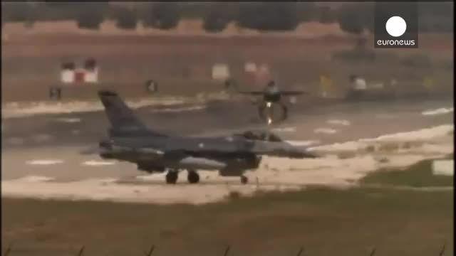 جنگنده های ترکیه مواضع پ کا کا را بمباران کردند
