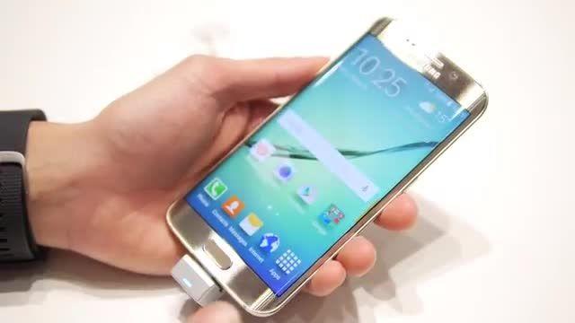 عملکرد سنسور اثر انگشت گلکسی S6 بسیار بهبود یافته است!