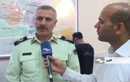 دستگیری مامورنماهای سارق در جاده های البرز و قزوین