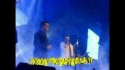 همخوانی اهنگ روز برفی در شب دوم کنسرت مرتضی پاشایی
