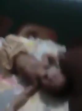 شکنجه بچه 6 ماهه بدلیل گریه کردن!!!!!!!!!!!!!!!!