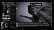 متلاشی کردن خودرو با سلاح اتوماتیک توسط گروه RatedRR