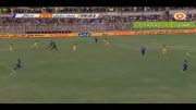 گل های بازی نفت مسجد سلیمان 0 - 2 استقلال
