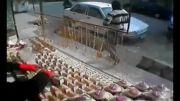 حمله وحشتناک 5 نقابدار مسلح به طلافروشی حصارامیر