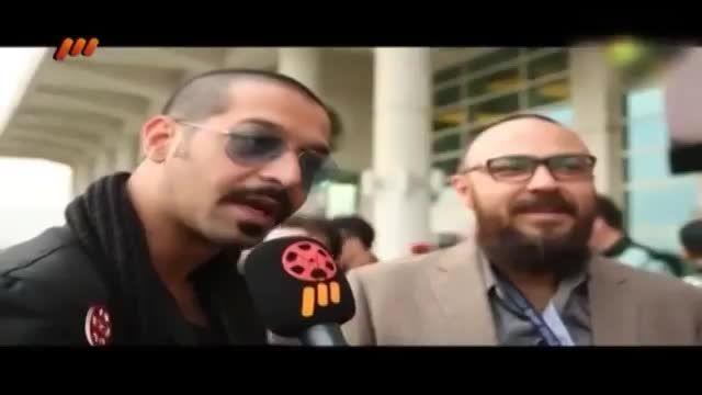 سوال درباره پوشش عجیب بازیگران در جشنواره فیلم فجر
