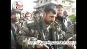 سوریه:1392/11/09:پیشروی ارتش سوریه در منطقه الزاره-حمص