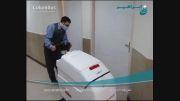 اسکرابر کف شو - زمین شوی کابلی- نظافت صنعتی بیمارستان