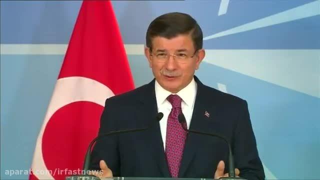 ترکیه همچنان از سرنگونی جنگنده روسی حمایت میکند-اصلی