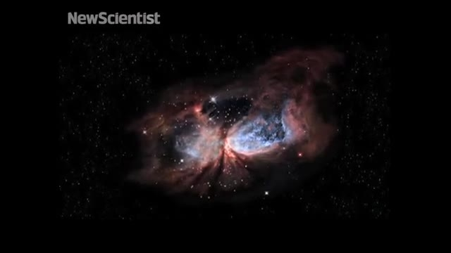 صدای حرکت سیارات و ستارگان در فضا(Newscientist)