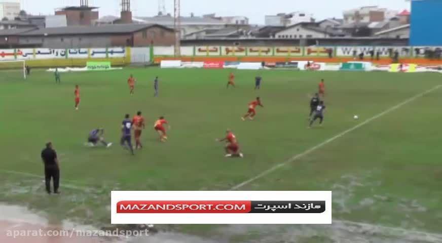 لیگ یک/حواشی و بازی خونه به خونه -شهرداری اردبیل