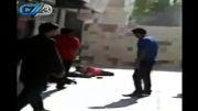 کشتن خود و همسر در شاهین دژ