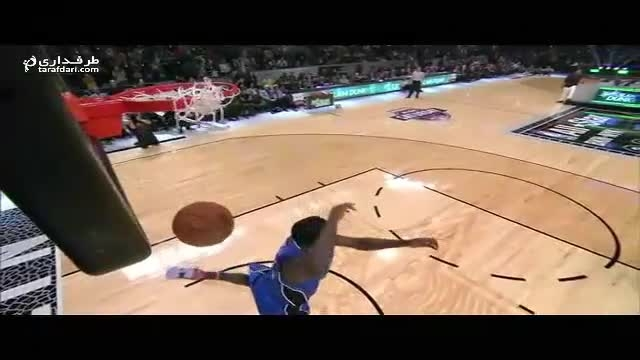 NBA All-Star- نامزدهای بهترین اسلم دانک