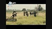 فیلم حضور «سردار حاج قاسم سلیمانی» در منطقه عملیاتی