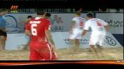تیم ملی فوتبال ساحلی ایران قهرمان شد