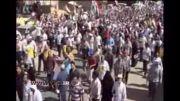 تظاهرات هواداران اخوان المسلمین در مصر