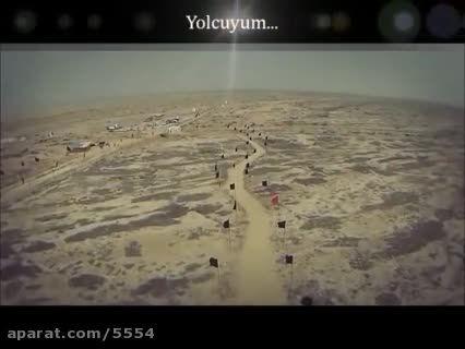 مداحی حاج مهدی سلحشور از تلویزیون ترکیه/در هفته بسیج