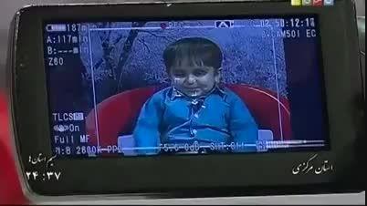 مصاحبه جدید با پسر بچه بامزه ایرانی !
