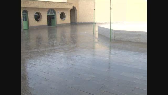 بارش باران در اشکنان