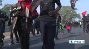 گزارش پرس تی وی از شیعیان نیجریه گریه آنان بر امام حسین
