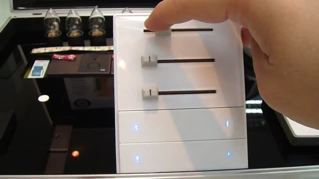 کلید های Slider خانه هوشمند Smart Home G4