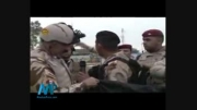 تردد خودرو های داعشی با پلاک سعودی