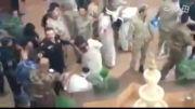 کلیپ جالب بازداشت داعشی ها در سامرا عراق -سوریه
