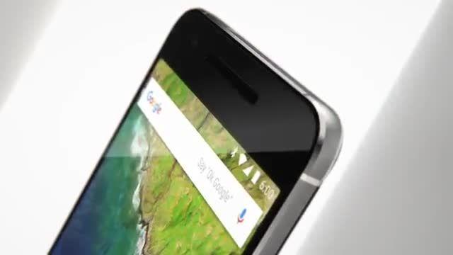 با پیشرفته ترین نکسوس حال حاضر آشنا شوید Nexus 6P