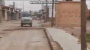 انهدام خودروی گروهک تروریستی(پر صدا)