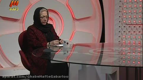 رخشان بنی اعتماد و سینما