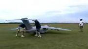 بزرگترین هواپیمای کنترلی جهان