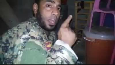 استفاده داعش از کودکان در تله انفجاری