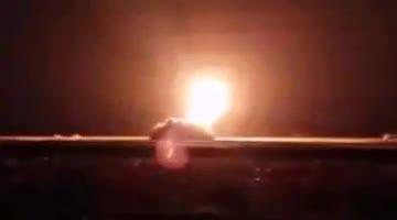 پرتاب نخستین موشک «اسکاد» یمن به عربستان