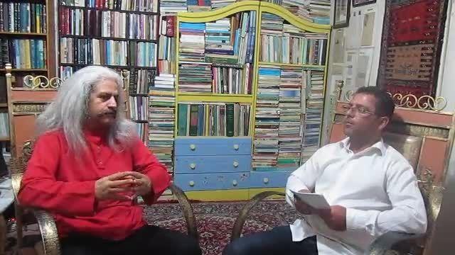 نظریه قاره کهن فیلسوف ایرانی حکیم ارد بزرگ