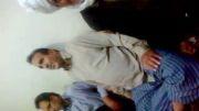 مداح اهل بیت حاج حسین علی اسدی یک شب قبل از فوتش